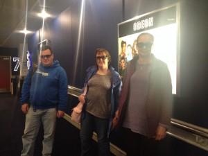 Odeon Film - Ninja Turtles in 3D