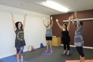 Yoga in Godalming @ Café Mila