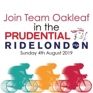 Join Team Oakleaf for RideLondon-Surrey 2019! – Oakleaf
