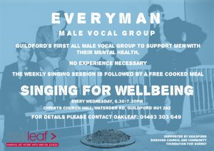 EveryMan Choir @ Christ Church Hall