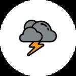 Lightning Storm Icon